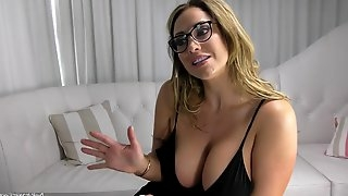 A Very Hot Blond Hair Girl Whore Blowing A Male Stick - eva notty