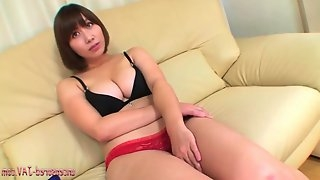 Fun Porn Casting With Full-Breasted Japanese Whore